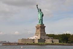 Statue of Liberty (markusOulehla) Tags: rivertour libertyisland statueofliberty nyc newyorkcity markusoulehla nikond90 citytrip thebigapple usa manhattan