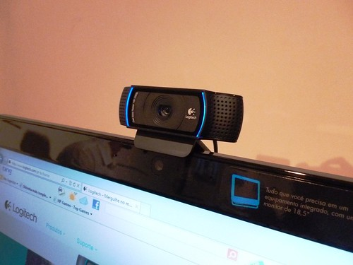 Logitech HD Pro Webcam C920 by Emerson Alecrim, on Flickr