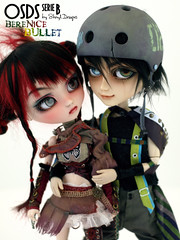 OSDS: Berenice and Bullet (Sheryl Designs) Tags: