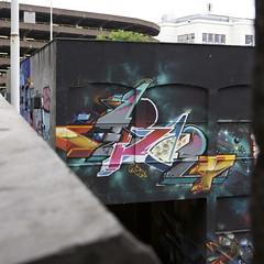 Aroe MSK HA (datachump) Tags: street uk bristol graffiti nelson artillery msk ha heavy aroe