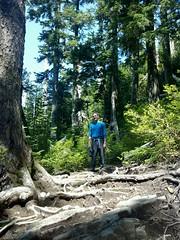 Summit Lake Trail (lauralhb) Tags: hiking reg dayhike clearwaterwilderness summitlaketrail