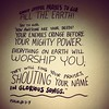 all the earth #biblenote (Paul Goode) Tags: lotsofnotes instagram biblenote