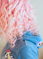 Day 230 of 365 - Year 3 (wisely-chosen) Tags: selfportrait me hoodie july canon50mmf18 pinkhair 2012 tokidoki 365days naturallycurlyhair manicpaniccottoncandypink manicpanicredpassion curlformers adobephotoshopcs5 herbalessencestouslemesoftlyconditioner onenonlyarganoiltreatment