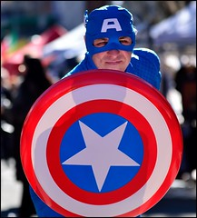 Captain America (Peter Grifoni) Tags: winter festival america magic super hero captian katoomba gtpete63 gtpete wwwgtpetephotographycom petergrifoni