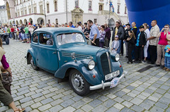 Škoda Popular (1937) (The Adventurous Eye) Tags: classic cars club meeting popular rallye olomouc sraz škoda xvii závod okruh hanácké 2172012 veteránský xviihanáckéokruh