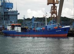 Travetank ( IMO 5126512) (Parchimer) Tags: tanker vorpommern tankship wolgast peenestrom bunkerboot