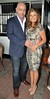 Irish property millionaire Philip Marley with his new girlfriend Dana Whitley from 'The Real Housewives of Beverly Hills'
