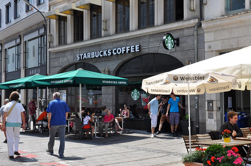 Munich Starbucks