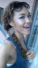Crystal+Kay+CK+twitter (MixAsians) Tags: asian korean half blasian afroasian