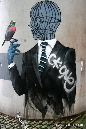 Graffiti by China Mike