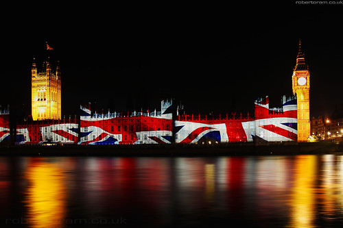Flying The Flag - London 2012