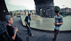 Charlie, Nick, Ali - Lurking @ Wycombe (old_skool_paul) Tags: new ny shop photoshop canon lens 50mm evening high amazing team perfect afternoon skateboarding no buckinghamshire sunday hipster nuts 360 super location fresh fisheye special tricks sidewalk flip adobe m42 snowboard only vans about uni manual polar sputnik sequence 8mm bucks tee filming efs supreme 2012 lurking thrasher 135mm wycombe lightroom 18mm onset lurker flatspot lakai dlsr lookbook hardflip 60d rokinon charliesmee traverner