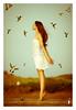 Volar (Onirica Fotografos Valencia) Tags: libertad magic sueños pajaros dreams magia volar fantasía irrealidades oniricaport1 colibires