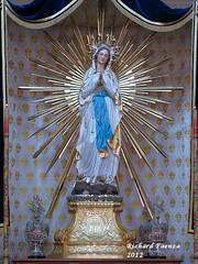 Our Lady of Lourdes (fajjenzu) Tags: sculpture art statue faith religion malta christianity spirituality immaculateconception apparitions ourladyoflourdes sangwann