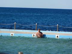 Dee Why Pool Swimmer (www.eurekaflag.com.au) Tags: deewhy oceanpool