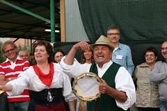Besuch in der Partnergemeinde Civitella an Pfingsten 2012