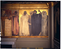 Frieze of prophets by Boston Public Library, on Flickr