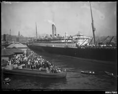 Passenger liner ASTURIAS