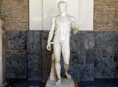Polykleitos, Doryphoros (profzucker) Tags: greek ancient pompeii naples spearbearer doryphoros thecanon museoarcheologiconazionaledinapoli polykleitos