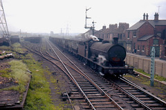 R1480. 63363 at Blaydon.  May,1964. (Ron Fisher) Tags: northeasternregion
