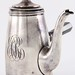 S50. Reed & Barton Sterling Silver Hot Milk Jug