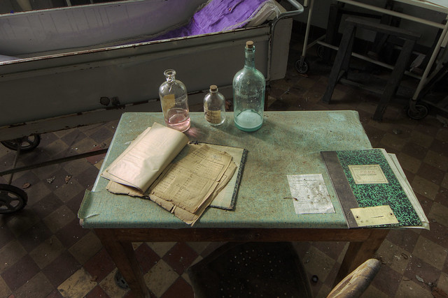 forest hospital morgue