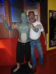FREAK, Madame Tussauds New York, USA 2012 - www.meEncantaViajar.com (javierdoren) Tags: nyc newyorkcity usa ny newyork color colour tattoo museum america fun us cool amrica museu unitedstates manhattan unitedstatesofamerica broadway muse tattoos lizard midtown freak timessquare northamerica states museo waxmuseum amerika muzeum lagartija madametussauds tatuaggio tatuaje inked tatuajes estadosunidos nuevayork tatuagem tatouage tatts eeuu novaiorque novayork midtownmanhattan amrique statiuniti museus