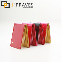 IPraves Hot Line wallets in a row (I'Praves) Tags: girls woman man money male men fashion female bag designer wallet unique id clip card premium creditcard cardholder moneyclip creditcardholder cardslots ipraves