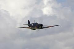 MkI (Alvaro Aviation) Tags: uk clouds flying aviation planes duxford cambridgeshire supermarinespitfire iwmduxford ef300mmf28lisusm propellerblur spitfiremki canon5dmarkii ef14xextenderiii spitfiresmerlinsandmotors