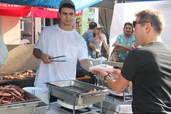Taste of the Danforth (John Tavares Jr) Tags: street food toronto canada festival greek cuisine danforth chester taste multicultural avenue ethnic greektown pape 2012 foodie broadview pilarostasteofth