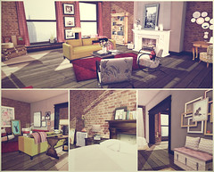 Home (Felicity Blumenthal) Tags: home closet photography interior secondlife decorating second decor skybox my