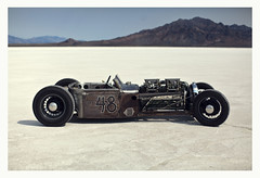 ....c'mon baby (Flamin' Mo) Tags: saltflats bonneville monique speedweek flaminmo