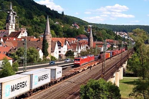 D DBS Gemünden am Main 12-08-2012