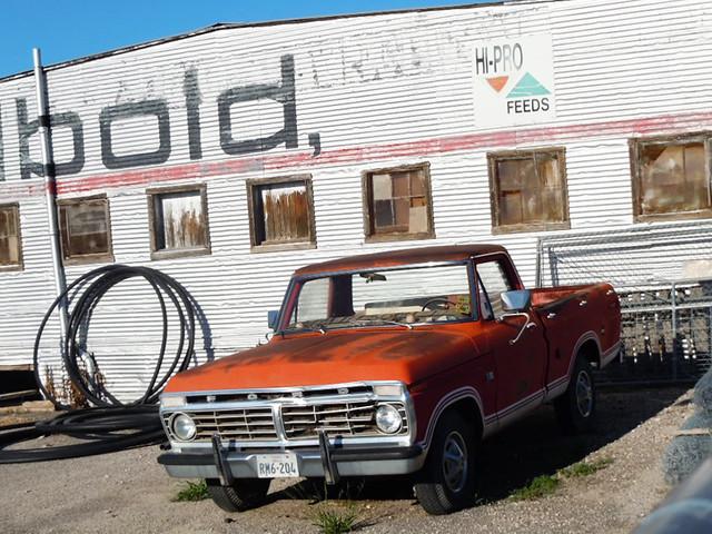 ford truck 1974 explorer pickup f100 1973