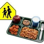 Caution: School Lunch