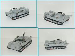 PT-76 v.2.0 (Gabry$) Tags: war tank lego russia vietnam soviet moc pt76 legopt76