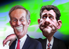 Todd Akin's co-sponsor Paul Ryan