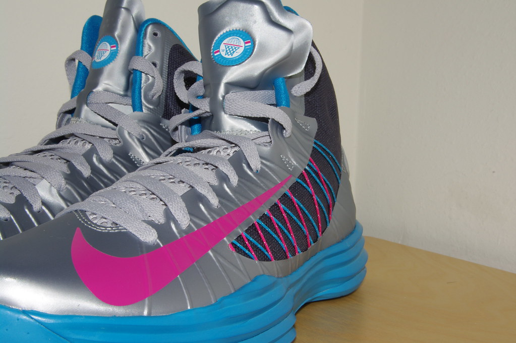 detailing 77743 f607e Nike Hyperdunk 2012 (ram3noodles) Tags  basketball shoes sneakers nike  kicks fireberry sneakerhead hyperdunk2012