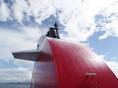 11 Clouds over the funnel (Gooders2011) Tags: stenaline irishsea