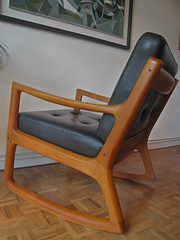 Ole Wanscher Rocking Chair (mcminteriors) Tags: chair ole rocking wanscher