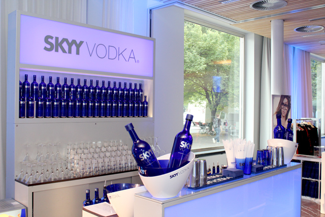 SKYY VODKA SWAP MARKET 2012