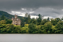 Hall (Brbelly) Tags: loch lomond scotland water hall old lake