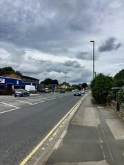Morley, Britannia road (minty_moos) Tags: urban road carwash westyorkshire street leeds morley morleytown