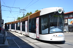 RTM Tram 003 (Will Swain) Tags: marseille 15th july 2016 rgie des transports de south france sud est east provence alpes cte dazur tram trams light rail railway rails transport travel europe french rtm 003 3