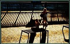 Sunset in Zurich (Ioan BACIVAROV Photography) Tags: shadow shadows umbra ombre sunset zurich switzerland helvetia suisse bacivarov ioanbacivarov bacivarovphotostream interesting beautiful wonderful wonderfulphoto nikon woman women girl girls fille filles fata fete glamour sexy