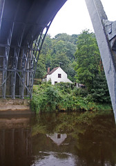 Iron Bridge (amandabhslater) Tags: ironbridge shropshire 1779 riversevern gorge