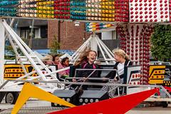Karusellen (MagnusBengtsson) Tags: höör marknad skåne sommar karusell lycka glädje fs160828 sommarnoje fotosondag
