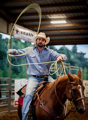 Roper (KClarkPhotography) Tags: texas rodeo tejas bulverde country western west kclarkwest cowboy roper