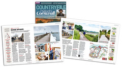 BBC Countryfile Magazine - Great days out feature article. (s0ulsurfing) Tags: s0ulsurfing 2016 september news wwwjasonswaincouk image photography isleofwight isle wight island yarmouth marine antiques exploring bbc roadshow expert paul atterbury countryfile magazine great days out feature article print published