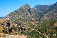 Massif du Djurdjura sur la route de Tala Guilef (Ath Salem) Tags: algrie tiziouzou djurdjura montagne assi youcef youssef tala guilef         singe magot boghni